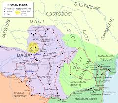 Map Of Serbia Map Of Roman Dacia Illustration Ancient History Encyclopedia
