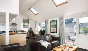 anchor self catering accommodation in rock cornwall