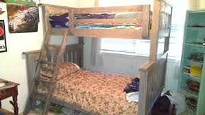 Ana White Twin Over Full Simple BunkBed DIY Projects - Simple bunk bed plans