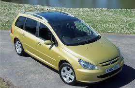 peugeot green peugeot 307 sw specs 2002 2003 2004 2005 autoevolution