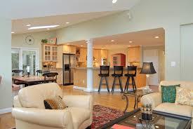 open floor plan home designs open kitchen floor plans open floor