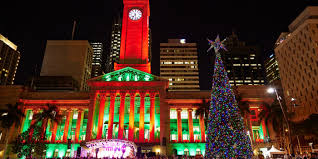 the lighting of the christmas tree events the weekend edition