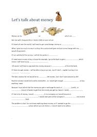 68 free money worksheets