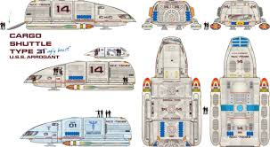Star Trek Enterprise Floor Plans by Cargo Shuttle Type 31 Star Trek Mine Pinterest Star Trek