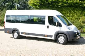 peugeot boxer peugeot boxer 17 seat minibus p2055 red kite vehicle consultants