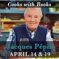 Jacques Meme - food wine events book passage