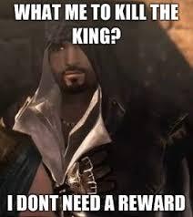 Ezio Memes - ezio auditore meme