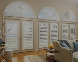 specialty shapes in windows u2014 spring shutters u0026 blinds