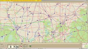 Delorme Maps Live Aprs Topo Display
