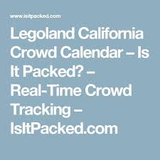 California travel tracker images Best 25 disneyland crowd calendar ideas disneyland jpg