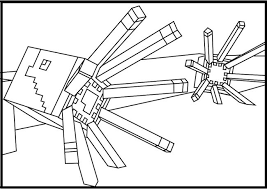 21 minecraft coloring pages images coloring