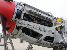 rolls royce merlin engine another closeup shot of the p 51 mustang engine a rolls u2026 flickr