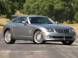 chrysler crossfire srt6 2005 pictures information u0026 specs