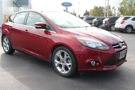 2013 ford focus titanium hatchback for sale used 2013 ford focus for sale belvidere il
