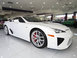 white lexus lfa for sale 2012 lexus lfa in ft lauderdale fl united states for sale on