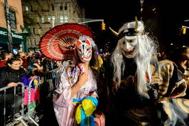 halloweem halloween in nyc guide highlighting the spookiest fall events