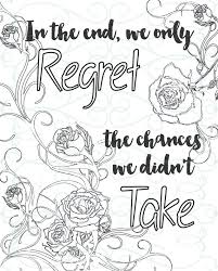 coloring pages for adults inspirational adult inspirational coloring page printable 13 take a chance