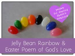 free easter poems jelly bean poem easter gift jelly beans free printable and poem