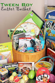 filled easter baskets boys 13 easter basket filler ideas easter baskets basket ideas and