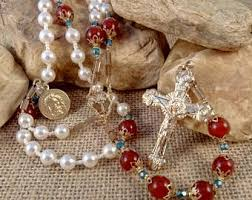 chaplet of the holy chaplet of holy etsy