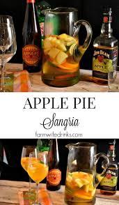 thanksgiving drinks alcohol best 25 apple pie sangria ideas on pinterest apple cider