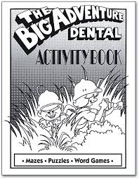 personalized dental coloring books kids happy smartpractice