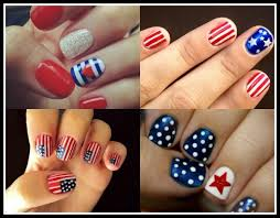 cutest 4th of july nails to inspire you