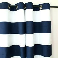 White And Navy Striped Curtains Navy Striped Curtains Inspiring Striped Blackout Curtains And