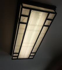 Fluorescent Light Fixture Cover Lighting Kitchen Light Diffuser Panel Fluorescent Light Covers