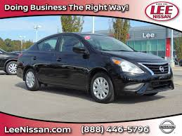nissan versa sedan 2016 new nissan versa in wilson nc inventory photos videos features