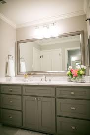 Bathroom Mirror Design Ideas Large Bathroom Mirror Fell The Wall Large Bathroom Mirrors