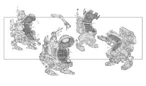 Concept Artist Resume Sketchbook Justin Albers Concept Artist