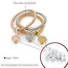 fashion jewelry gold bracelet images Zodiac glass metal buckle charm bracelet lizeth 39 s jpg