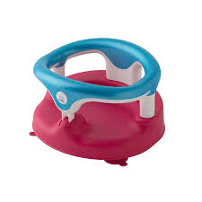 siège de bain pour bébé anneau de bain bleu rotho babydesign mode bébé magasin