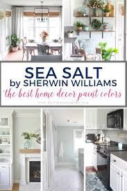 which sherwin williams paint is best for kitchen cabinets best home decor paint colors sherwin williams sea salt