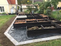 growerflow showing blog posts garden layout