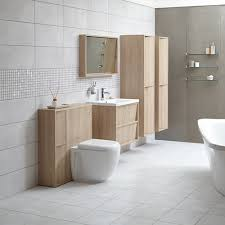 brixton concrete effect bathroom wall u0026 floor tiles bathstore