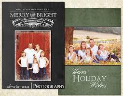 custom press printed christmas cards 2011
