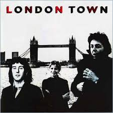 town photo albums london town by wings classic rock review