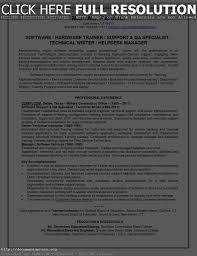 Helpdesk Resume Student Affairs Resume Resume For Your Job Application