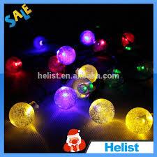 Solar Powered Christmas Tree Lights by Solar Christmas Lights Solar Christmas Lights Suppliers And