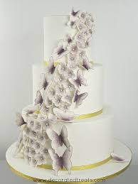 butterfly wedding cake butterfly wedding cake