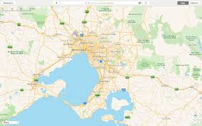Chicago Suburb Map by Melbourne Suburbs Map Map Of Melbourne And Suburbs Australia