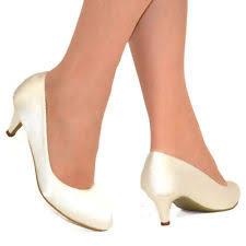 Wedding Shoes Extra Wide Width Extra Wide Eee Heel Bridal Shoes Ebay
