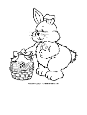 easter coloring pages primarygames play free games