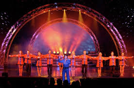 corporate event entertainment company shows in a box