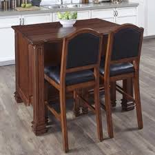 sunset trading kitchen island kitchen island with 4 stools wayfair