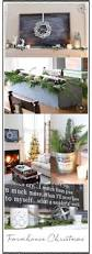 Christmas Decorating Home by Farmhouse Christmas Decorating Home Tour