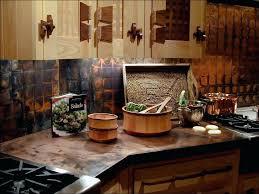 Copper Backsplash Kitchen Copper Penny Tile Backsplash Interior French Country Tiles Copper