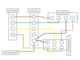 3 phase electric duct heater wiring diagram tamahuproject org